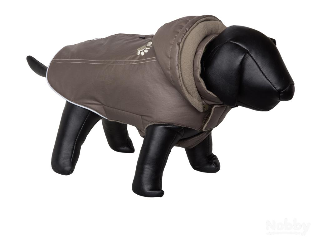 Nobby Hundemantel BULLY taupe taupe taupe 34cm   | Fierce Kaufen  f0363f
